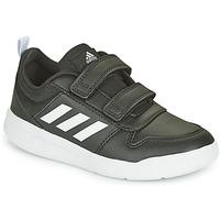 Chaussures Enfant Baskets basses adidas Performance TENSAUR C Noir / Blanc
