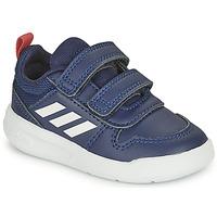 Chaussures Enfant Baskets basses adidas Performance TENSAUR I Marine / Blanc