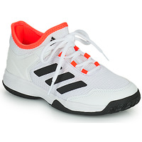 Chaussures Enfant Tennis adidas Performance Ubersonic 4 k Blanc / Rouge