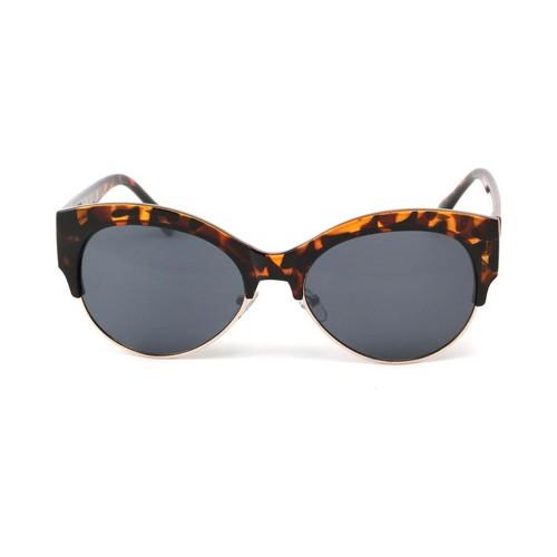 Lunettes de soleil Eye Wear Lunettes Soleil Icare avec monture écaille marron Marron 350x350