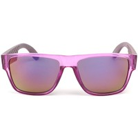 Montres & Bijoux Femme Lunettes de soleil Eye Wear Lunettes Soleil Keep Cool avec monture Violette Rose