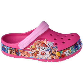 Chaussures Enfant Sabots Crocs Fun Lab Paw Patrol Rose