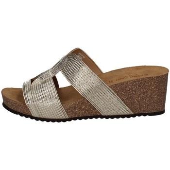 Chaussures Femme Mules Grunland CB2474 PLATINE