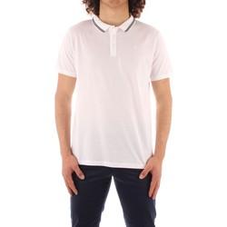 Vêtements Homme Polos manches courtes Trussardi 52T00501 1T003602 BLANC