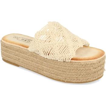 Chaussures Femme Mules H&d YZ19-311 Beige