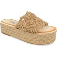 Chaussures Femme Mules H&d YZ19-311 Marron