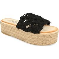 Chaussures Femme Mules H&d YZ19-311 Negro