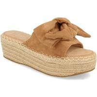Chaussures Femme Mules H&d YZ19-325 Marron