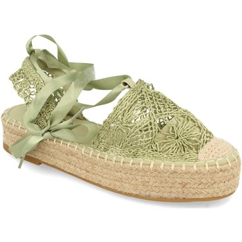 Chaussures Femme Espadrilles H&d YZ19-329 Verde