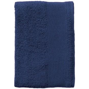 Maison & Déco Serviettes et gants de toilette Sols BAYSIDE 70 French Marino Azul