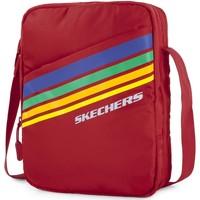 Sacs Sacs Bandoulière Skechers SET Unisex Bag Rouge intense