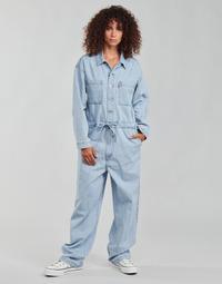 Vêtements Femme Combinaisons / Salopettes Levi's ROOMY JUMPSUIT Bleu