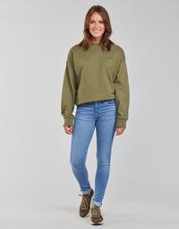 Vêtements Femme Jeans skinny Levi's 711 SKINNY Bleu