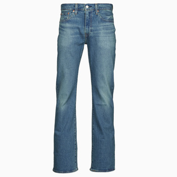 Vêtements Homme Jeans bootcut Levi's 527 SLIM BOOT CUT Bleu