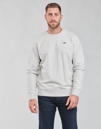 Vêtements Homme Sweats Levi's NEW ORIGINAL CREW Gris