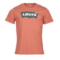 Vêtements Homme T-shirts manches courtes Levi's HOUSEMARK GRAPHIC TEE Terracotta