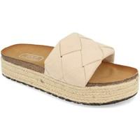 Chaussures Femme Mules H&d YT32 Beige
