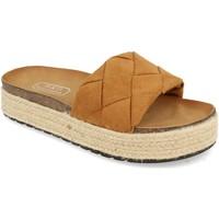 Chaussures Femme Mules H&d YT32 Camel