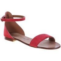 Chaussures Femme Sandales et Nu-pieds Champ De Fleurs 118ZARA Rouge