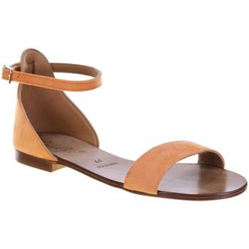 Chaussures Femme Sandales et Nu-pieds Champ De Fleurs 118ZARA Orange