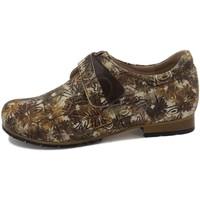 Chaussures Femme Derbies Gasymar 7526 Marrón