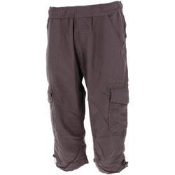 Vêtements Homme Shorts / Bermudas Rms 26 Rm 3502 ant pantacourt Gris Anthracite foncé
