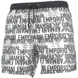 Vêtements Homme Maillots / Shorts de bain Ea7 Emporio Armani Short de bain EA7 Gris