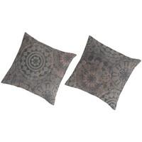 Maison & Déco Taies d'oreillers, traversins Guy Laroche Taie d'oreiller EIDER beige/gris/rose
