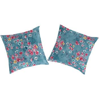 Maison & Déco Taies d'oreillers, traversins Guy Laroche Taie d'oreiller LINDSAY bleu/rose/blanc