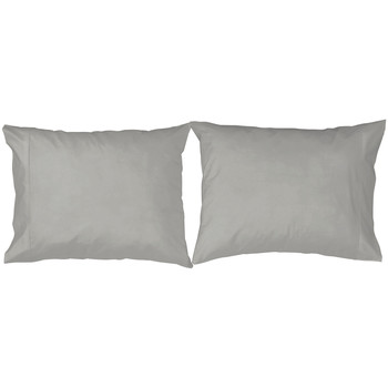 Maison & Déco Taies d'oreillers, traversins Naf Naf Taie d'oreiller CASUAL (2) gris