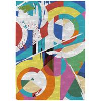 Maison & Déco Tapis Rodier Tapis de salon  FUTURE multicolore
