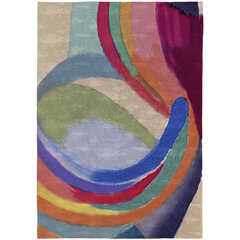 Maison & Déco Tapis Rodier Tapis de salon  MOLIN multicolore