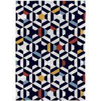 Maison & Déco Tapis Rodier Tapis de salon  TWIST multicolore