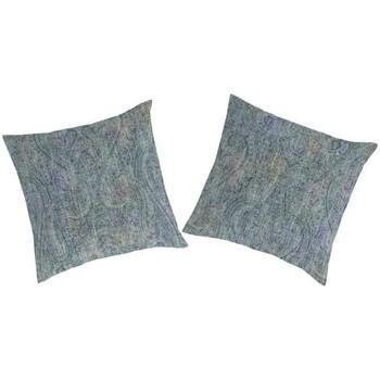 Maison & Déco Taies d'oreillers, traversins Guy Laroche Taie d'oreiller   YANDEL bleu/vert