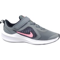 Chaussures Fille Running / trail Nike Downshifter 10 Gris