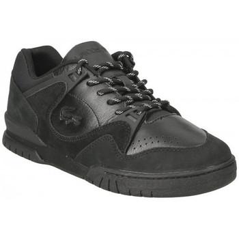 Chaussures Homme Baskets basses Lacoste Basket $SKU Noir