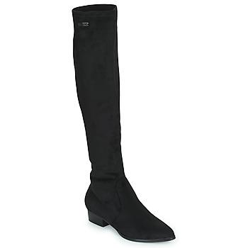Chaussures Femme Cuissardes Les Tropéziennes par M Belarbi DENISE Noir