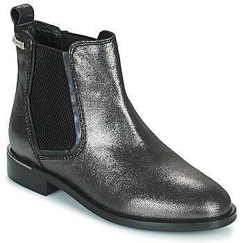 Chaussures Femme Boots Les Tropéziennes par M Belarbi MYLA Argenté