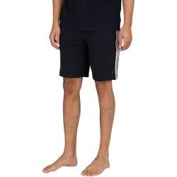 Vêtements Homme Shorts / Bermudas Tommy Hilfiger Short de survêtement lounge bleu