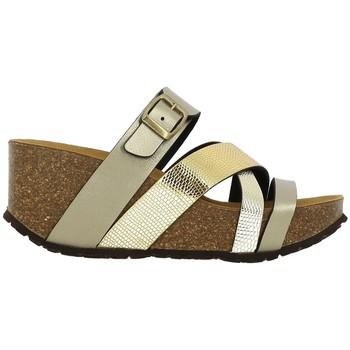 Chaussures Femme Mules Santafe SANTA BEACH Or