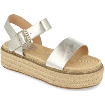 Chaussures Femme Sandales et Nu-pieds H&d YZ19-200 Plata