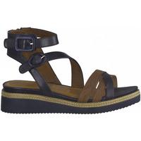 Chaussures Femme Sandales et Nu-pieds Tamaris 28208 BLEU