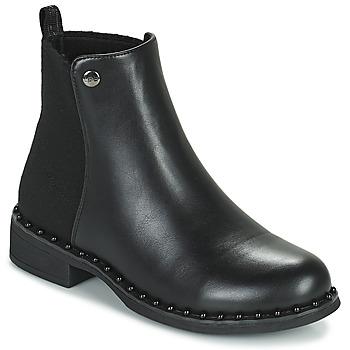 Chaussures Femme Boots Les Petites Bombes CALLISTA Noir