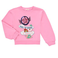 Vêtements Fille Sweats Billieblush LOUNNA Rose