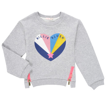 Vêtements Fille Sweats Billieblush MARIELA Gris