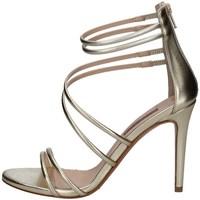 Chaussures Femme Sandales et Nu-pieds Albano 8106 PLATINE