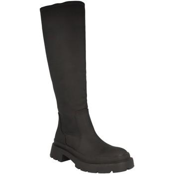 Chaussures Femme Bottes de pluie H&d YZ19-339 Negro