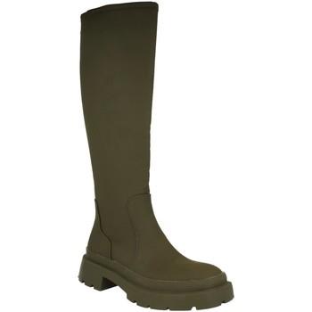 Chaussures Femme Bottes de pluie H&d YZ19-339 Verde