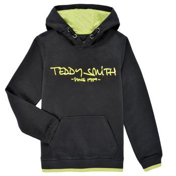 Vêtements Garçon Sweats Teddy Smith SICLASS HOODY Noir