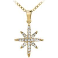 Montres & Bijoux Femme Colliers / Sautoirs Sc Crystal B2760-DORE Doré